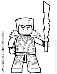 Small Picture Ninjago Zane KX In Kimono Coloring Page H M Coloring Pages