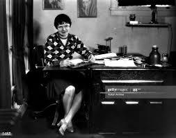 Christine Agnes Johnson, the MGM scenarist. News Photo - Getty Images