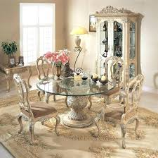 round glass pedestal dining table impressive dining table pedestals intended for pedestals for glass dining tables