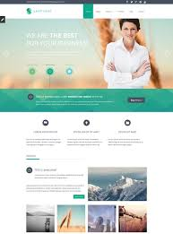Business Website Templates Delectable Business Website Template Html28 Popteenus