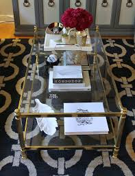 glass coffee table decor for lovable best 10 glass coffee tables ideas on gold glass
