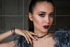 rule of thirds photography portraits. Even If You Choose To Break The Rule Of Thirds And Center A Portrait,  Can Still Position Eyes Along Top Horizontal Line Create Balance In Photography Portraits H