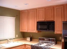 12 Ideas Of Soffit Above Kitchen Cabinets