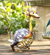 solar garden accents main image for baby dragon solar garden sculpture moonrays solar garden accents