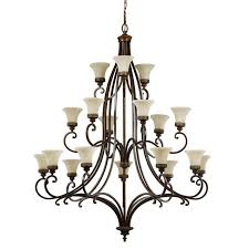 drawing room 18 light chandelier feiss lighting
