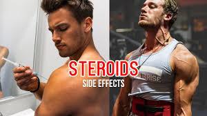 Steroids Side Effects Steroids Side Effects Marc Fitt Youtube