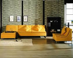 Living Room Chair With Ottoman Living Room Amusing Yellow Living Room Chairs Ideas Living Room