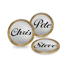 ball markers. personalized golf ball marker markers