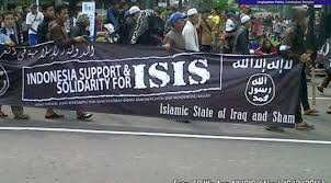 Image result for Indonesia ISIS CARTOON