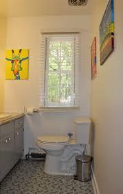 Blue Tiled Bathrooms Blue Tile Bathroom The Whole Damn House
