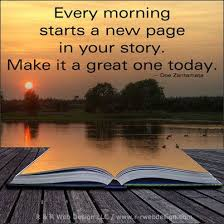 New Life Quotes Enchanting Inspirational Positive Life Quotes Every Morning Starts A New