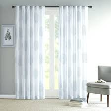 panel curtains for sliding glass doors single panel sliding glass door curtains inch panel track curtains