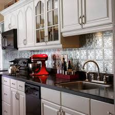 Kitchen Backsplash Tin Tin Ceiling Tiles Backsplash Ideas Home Design Ideas