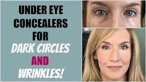 under eye concealer for skin and dark circles