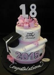 Graduation And 18th Birthday Fondant Cake Cs0023 Circos Pastry Shop