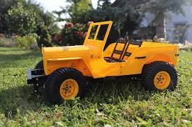 Doch… welcher 3d drucker kommt nun für den modellbau in frage? Rc Jeep Aus Dem 3d Drucker Werk68
