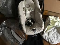 the maxi cosi pebble car seat