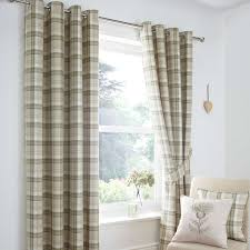Dunelm Mill Kitchen Curtains Balmoral Green Blackout Eyelet Curtains Dunelm Living Room