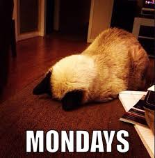 Why Monday looms so large