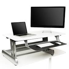 Standing Desk Extension Inmovement Standing Desks Adjustable Heights