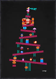 Super Mario Christmas Tree U2013 8bitbeadscomSuper Mario Christmas Tree