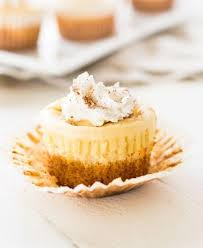 Mini Carrot Cake Cheesecake Recipe Spoonful Of Flavor