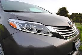 2016 Toyota Sienna AWD Test Drive - AutoNation Drive Automotive Blog