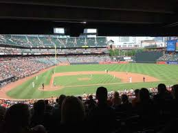 Oriole Park At Camden Yards Section 27 Home Of Baltimore
