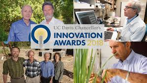 Office Of Research Uc Davis Innovators Honored For