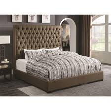 Tufted Upholstered Bed Tufted Upholstered Bed I Nongzico