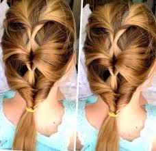Tuto Coiffure Cheveux Mi Long Femme élégant Coiffure Rapide