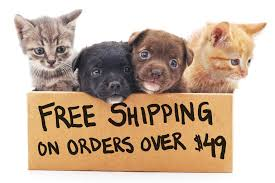 <b>Free Shipping</b> on Orders over $49! - <b>Soft</b> Paws