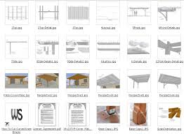 patio cover plans. The Plans Pages Patio Cover