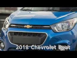 2018 chevrolet beat.  chevrolet indiamade 2018 chevrolet beat launches in mexico in chevrolet beat