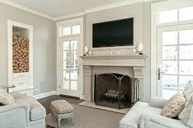 fireplace mantel height with tv above fireplace mantels with above eggshell paint family room contemporary with above mantel floor lamps tv over fireplace