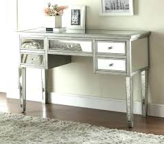 mirrored vanity table makeup home inside desk prepare ikea