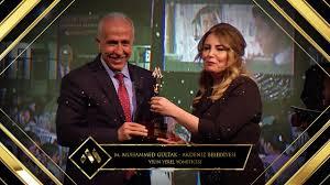 2019 Yılın Yerel Yöneticisi - Muhammed Mustafa Gültak - Akdeniz Belediye  Başkanı - YouTube