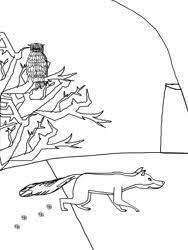 Erforderliche felder sind mit markiert. Ausmalbilder Tiere Im Winter Basteln Gestalten