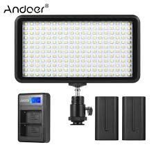 Andoer <b>W228</b> Photofraphy Lighting 3200K 6000K Bi color ...