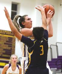 Bryan girls basketball comes up just short, falls to Toledo Notre Dame    Bryan Times   bryantimes.com