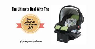 the graco car seat snugride 30