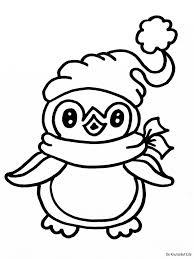 Gratis Kleurplaat Pinguin Pertaining To Kleurplaten Dieren Pinguin
