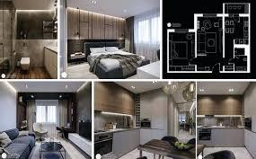 Apartment Designers Adorable Apartment Interior Service Bedroom Service Apartment Interior Design