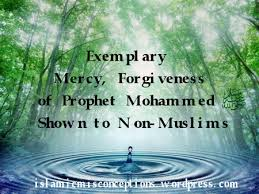 exemplary stories of prophet islam knowledge forgiveness of prophet mohammed s a w to non muslims