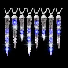 Ice Icicle Lights Icicle Christmas Lights_e993 Com