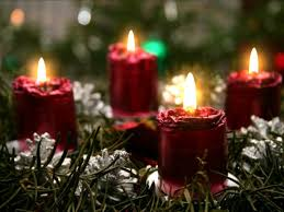 Simple Candle Decoration Fun Rooms Awesome Christmas Table Decorating With Candle Center