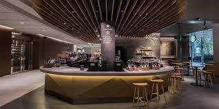 Starbucks Design Starbucks Japan Pursues A Local Flair Through Design In Bim