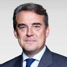 Image result for Alexandre de Juniac, IATA's Director General and CEO.