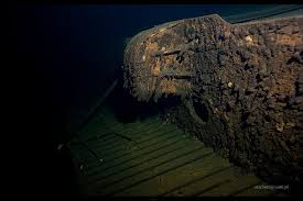 「German aircraft carrier Graf Zeppelin discovered」の画像検索結果