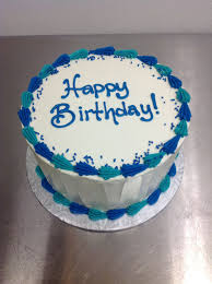 Blue Birthday Cake Designs Pin By Deettas Bakery On Birthday Cakes Birthday Sheet